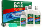 Optifree Express - 3 x 355 ml + 120ml - Lenzenvloeistof