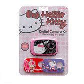 Hello Kitty Digitale Camera met Frontjes