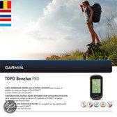 TOPO Benelux PRO voor de Garmin Dakota 20