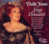 Della Jones sings Donizetti / Parry, Philharmonia, Francis
