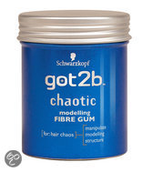 Got2B Chaotic Fibre Gum- 100 ml - Wax