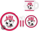 Ajax Eetsetje - 5-Delig