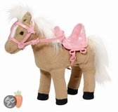 Zapf creations Interactieve pony baby born