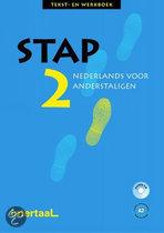 Stap 2 - Tekst-En Werkboek + Cd