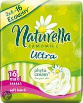Naturella - Long Plus Voordeelpak - Maandverband
