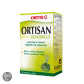 Ortisan Ortis Transiplus - 54 Tabletten