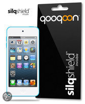 QooQoon silqShield™ Invisible voor Apple iPod Touch 5th Gen