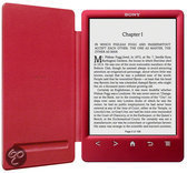 Sony Reader (PRS-T3) - Rood