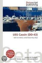 Uss Cassin (Dd-43)
