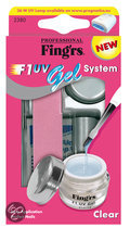Fing'Rs F1 Clear UV Gel System - Gelnagels