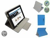 Samsung Ativ Tab 3 Diamond Class Cover, Stijlvolle Hoes, Multi Stand Case, Blauw, merk i12Cover