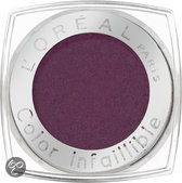 L'Oréal Paris Color Infallible - 005 Purple Obsession - Paars - Oogschaduw