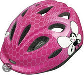 Abus Smiley Pink Bee Helm - Maat S