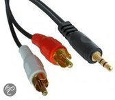 Lindy Stereo/RCA Audio Cable - 3m