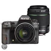 Pentax K-3 + DAL 18-55mm WR + 50-200mm WR Spiegelreflexcamera