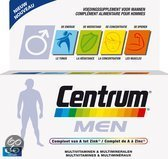 Centrum Men - 60 tabletten - Multivitaminen