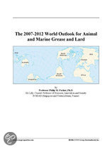 The 2007-2012 World Outlook for Animal and Marine Grease and Lard