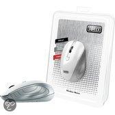 SweexWireless Mouse White (Retail, MI483, 1000 - 2000 dpi, Wit)
