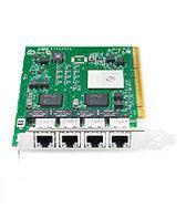 HP NC340T PCI-X Quad-port Gigabit Server Adapter
