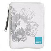 Golla G1324 Snowy Tablet Sleeve - 10.1 inch / Wit