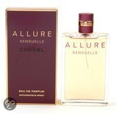 Chanel Allure Sensuelle for Women - 100 ml - Eau de Parfum