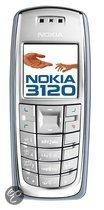 Nokia 3120 - Blauw