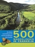 500 wandelingen in Frankrijk