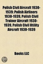 Polish Civil Aircraft 1930-1939