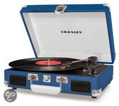 Crosley Home entertainment - Platenspelers CR8005A-BL
