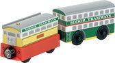 Thomas de Trein Hout - Flora & Tram