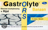 Gastrolyte O.R.S. - 6 stuks - Rijst/Banaan