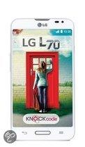 LG L70 - Wit