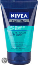 Nivea Men Anti Shine - Face Wash