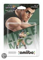 Nintendo amiibo figuur - Little Mac (WiiU + New 3DS)