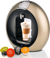 Krups Dolce Gusto Apparaat Circolo Automatic KP510T - Zilver