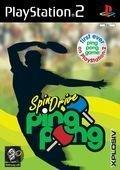 Spin Drive Ping Pong
