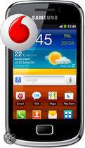 Samsung Galaxy Mini 2 - Zwart - Vodafone prepaid telefoon