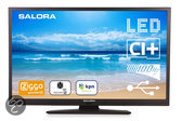 Salora 32LED8100C - LED TV - 32 inch - HD-ready