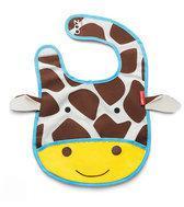 Skip Hop - Zoo Slabbetje Giraffe -  Geel