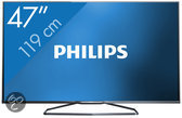 Philips 47PFK7109 - Led-tv - 47 inch - Full HD - Smart tv