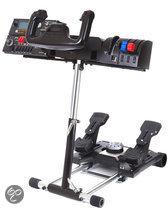 Wheel Stand Pro voor Saitek Pro Flight Yoke System - Deluxe V2 (Zonder stuur en pedalen)