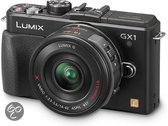 Panasonic Lumix DMC-GX1 + 14-42mm PowerZoom - Systeemcamera - Zwart