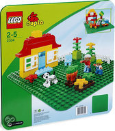 LEGO Duplo Basic Grote Bouwplaat - 2304