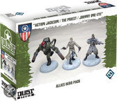 Dust Tactics Allied Hero Pack