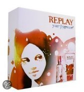 Replay Geurengeschenksets Your Fragrance For Her geschenkset