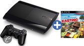 Sony PlayStation 3 12GB Super Slim + Little Big Planet Karting