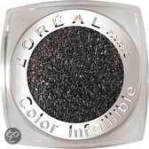 L'Oréal Paris Color Infallible - 014 Eternal Black - Zwart - Oogschaduw