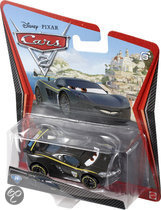 Cars Pixar GT1