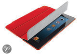 Smart Case & Stand for iPad - red