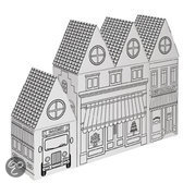 Villa Carton Stedenblokken Brandweer / Hospitaal